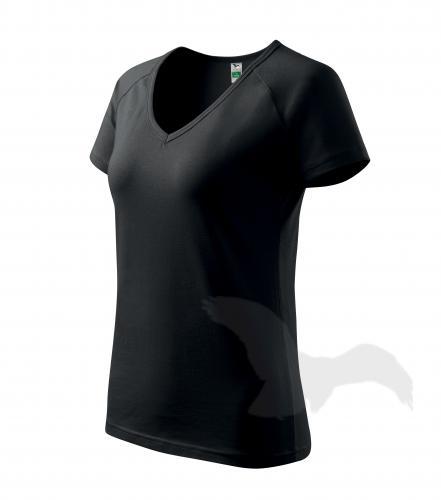 Dream tričko dámské černá 2XL