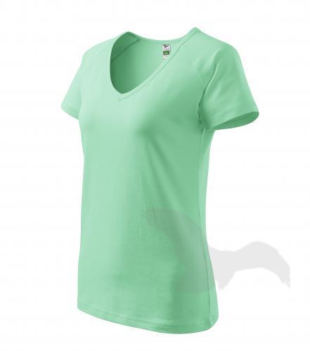 Dream tričko dámské mátová 2XL
