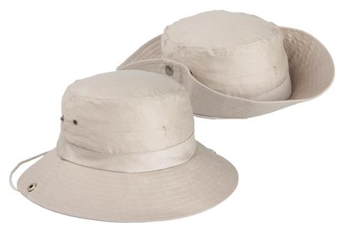 Safari klobouk