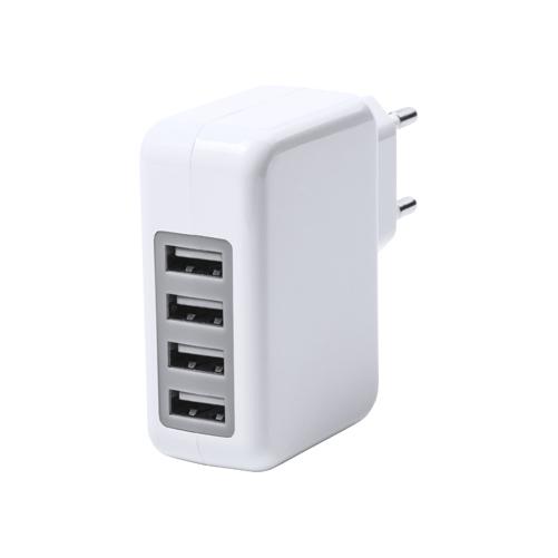 Gregor USB nabíječka do zásuvky