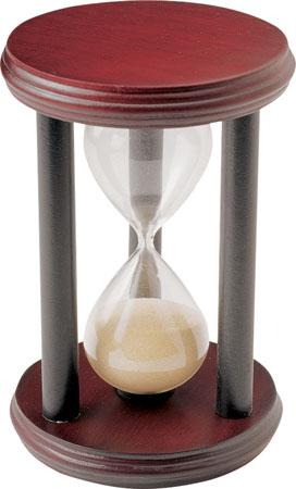 Merrick přesýpací hodiny
