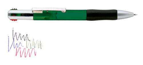 4 Colour kuličkové pero