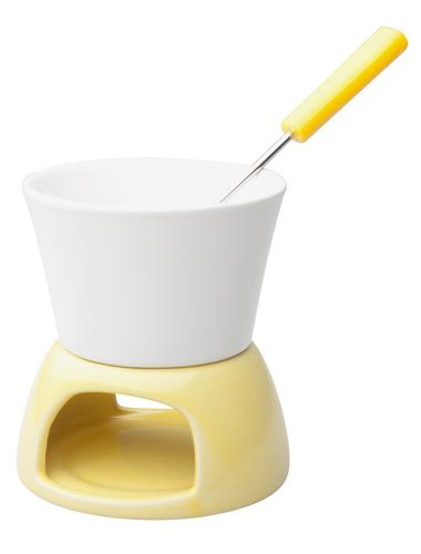 Tiny mini fondue