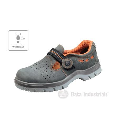 Riga XW sandále unisex šedá 48