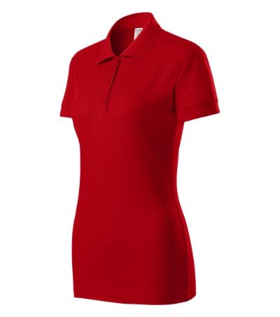 Joy polokošile dámská červená 2XL