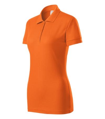 Joy polokošile dámská oranžová 2XL