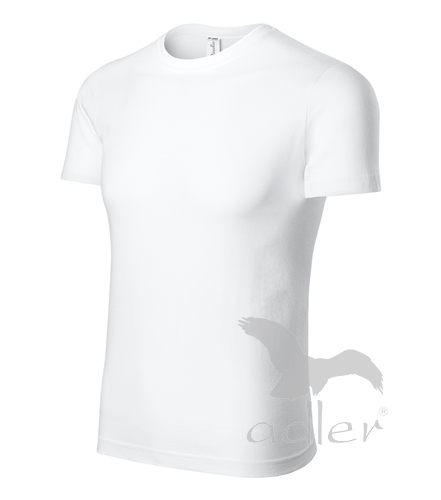 Parade tričko unisex bílá XXXXL