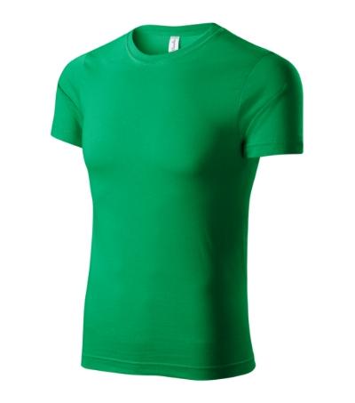 Paint tričko unisex středně zelená XXXXL