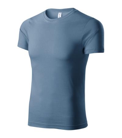Paint tričko unisex denim XXXXL