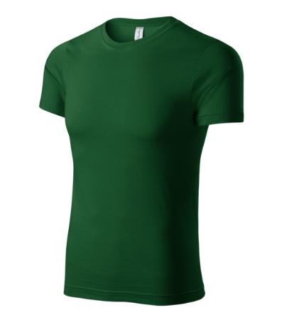 Peak tričko unisex lahvově zelená XXXXL