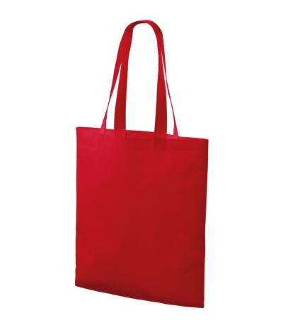 Bloom nákupní taška červená uni