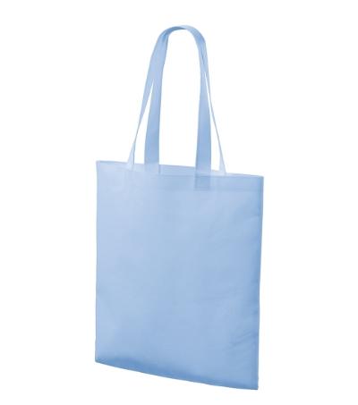 Bloom nákupní taška nebesky modrá uni
