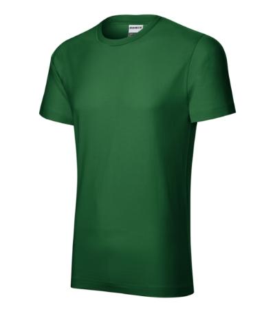 Resist tričko pánské lahvově zelená 4XL
