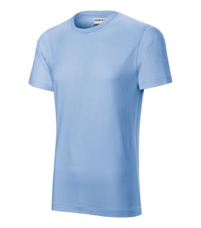 Resist tričko pánské nebesky modrá 4XL