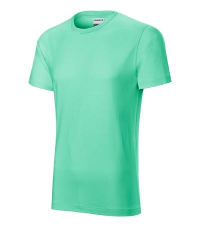 Resist tričko pánské mátová 4XL
