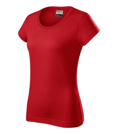 Resist tričko dámské červená 3XL