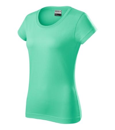 Resist tričko dámské mátová 3XL