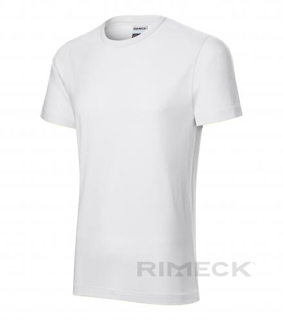 Resist heavy tričko pánské bílá 4XL