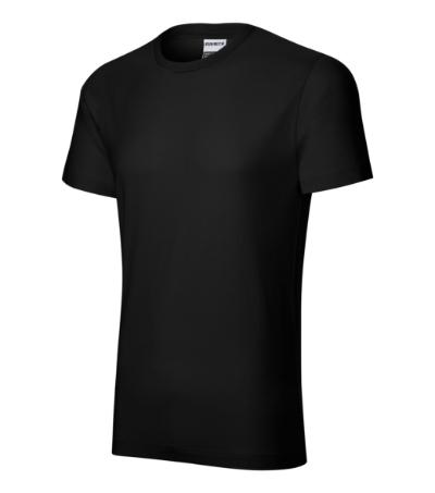 Resist heavy tričko pánské černá 4XL