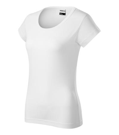 Resist heavy tričko dámské bílá 3XL
