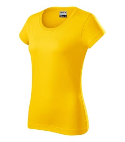 Resist heavy tričko dámské žlutá 3XL