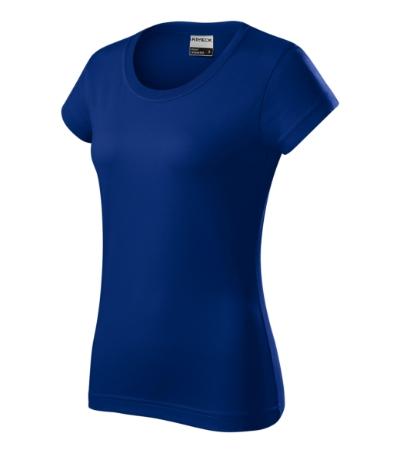 Resist heavy tričko dámské královská modrá 3XL