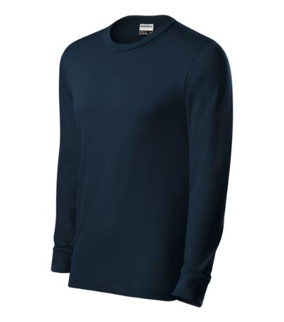Resist LS triko unisex námořní modrá 3XL