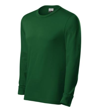 Resist LS triko unisex lahvově zelená 3XL
