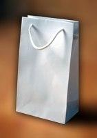 papírové tašky s laminem