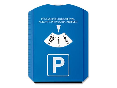 LAURIEN - parkovací hodiny se škrabkou