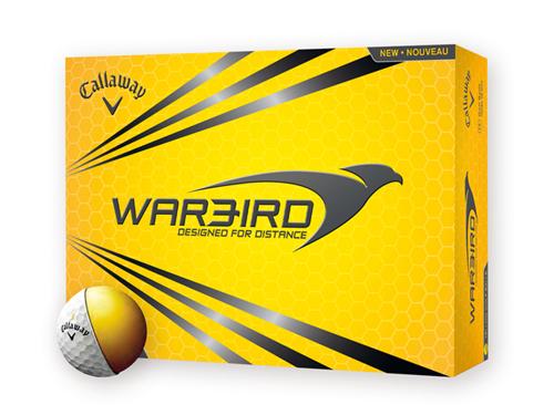 CALLAWAY WARBIRD 15 - golfový míč, CALLAWAY