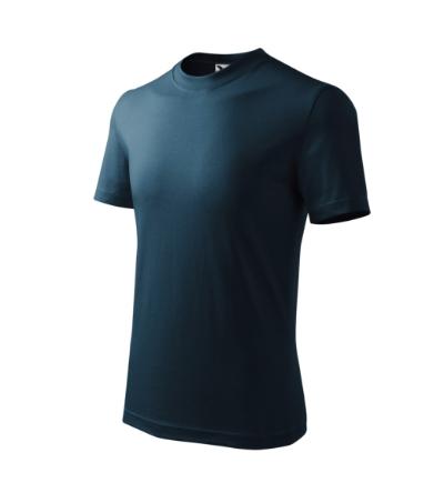Tričko dětské Classic 160 námořní modrá 6 let