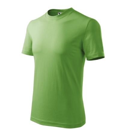 Tričko Heavy 200 trávově zelené L