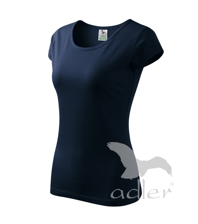 Tričko dámské Pure námořní modrá XS