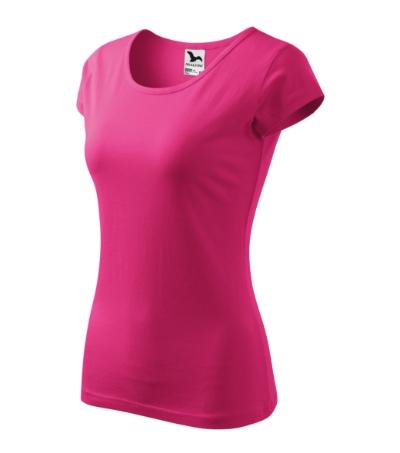 Trička Tričko dámské Pure purpurová XL