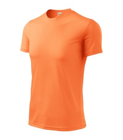 Fantasy tričko pánské neon mandarine 3XL