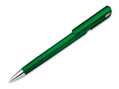 MAYON - plastové kuličkové pero, modrá náplň