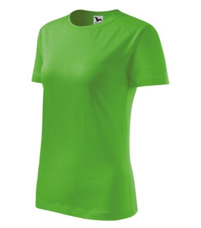 Tričko dámské Classic New apple green XL