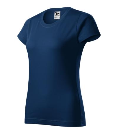 Basic tričko dámské půlnoční modrá XS