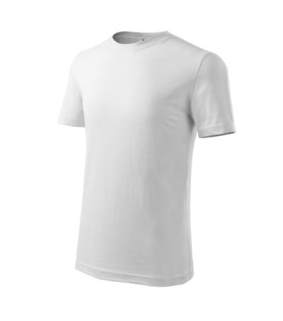 Tričko dětské Classic New bílá 8 let