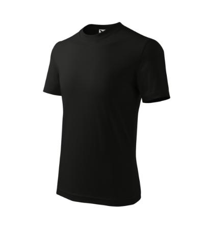 Tričko dětské Basic černá 4 roky