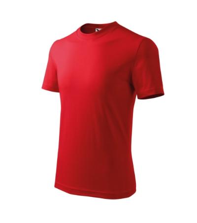Tričko dětské Basic červená 4 roky