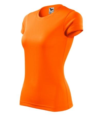 Tričko dámské Fantasy neon orange XS
