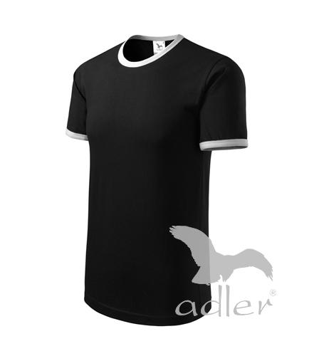 Infinity tričko dětské černá 122 cm/6 let