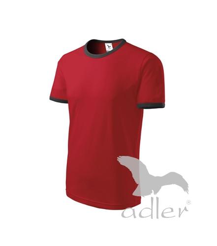 Infinity tričko dětské červená 122 cm/6 let