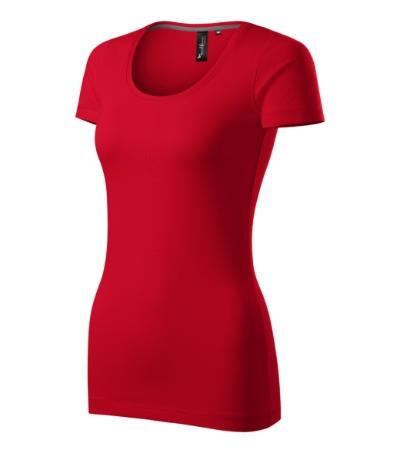 Action tričko dámské formula red S