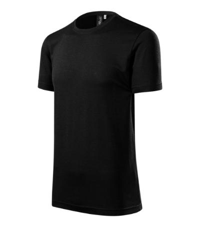 Merino Rise tričko pánské černá L
