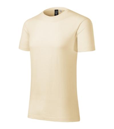 Merino Rise tričko pánské mandlová L