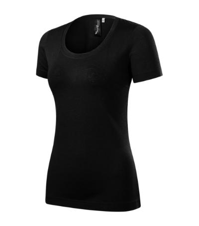 Merino Rise tričko dámské černá 2XL