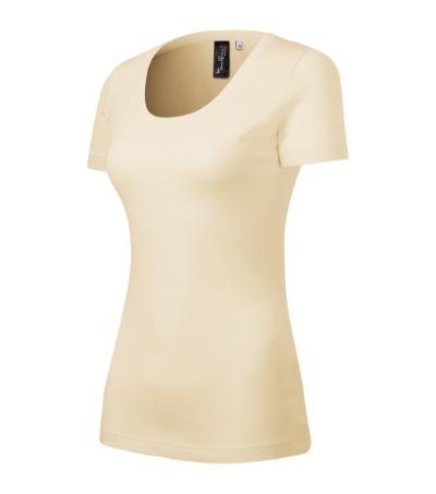 Merino Rise tričko dámské mandlová S